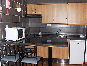 A Typical Apartment/Kitchen